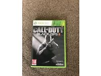 Xbox 360 call of duty black ops 2 and modern warfare 2