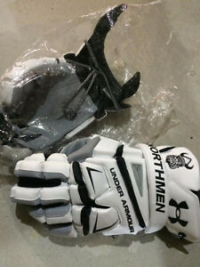 UA Lacrosse Gloves for SALE!