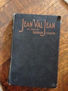 Jean Val Jean  by Solomon Cleaver