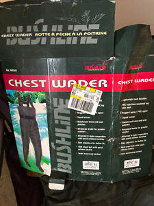 Chest Waders - Brand New