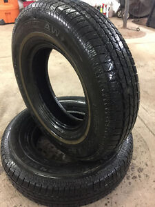 185/80 R13 Set of 2 All Season