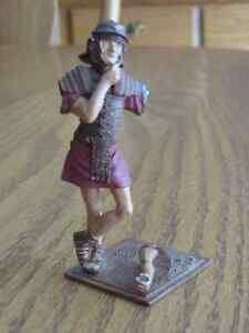 Authentic Miniatures Roman Soldier - damaged