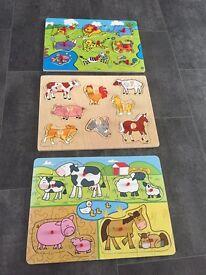 Children's / pre school jigsaws