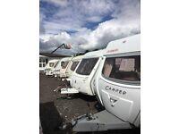 2/4/5 berth caravan for sale