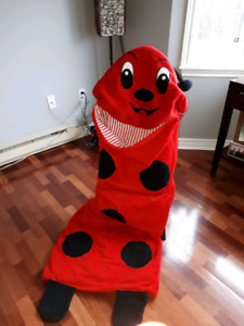 Ladybug Sleeping Bag - Adorable for sleepovers