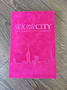 SEX AND THE CITY Complete HBO Series DVD Box set 20 discs mint!