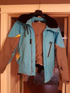 Womens Ski Suit