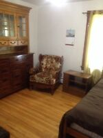 Furnished 400.00, room available