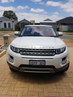 Range Rover Evoque - Urgent Sale !!! LOW KMS Perth Perth City Area Preview