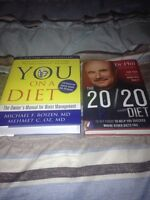 Dr Oz and Dr Phil Diet Books