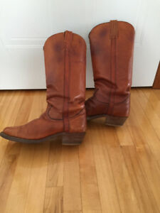 """MEN'S """"Frey"""" LEATHER BOOTS"""