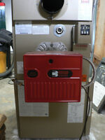 Kerr Compact Multi Oil Furnace 2009