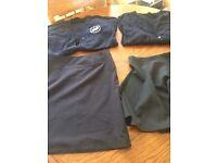Sixth form uniform