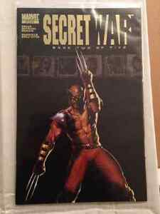 Marvel's Agents of Sheild Secret Wars 2 1st SKY/QUAKE HOT BOOK
