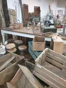 Harvest tables, ladders, doors, windows, barn boards & more  Kitchener / Waterloo Kitchener Area image 2