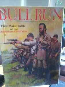 Bull Run Avalon Hill Game