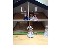 Traditional Wooden Doll's House