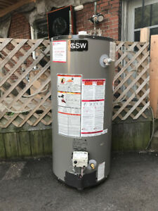 Natural Gas Water Heater - GSW 50 Gallon
