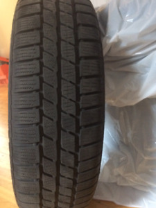 $100 for 4 Contentinal Winter tire set!!
