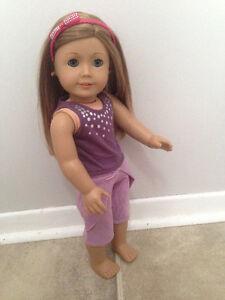 Retired American girl Isabelle's pyjamas
