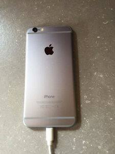iphone 6 16g avec bell ou virgin