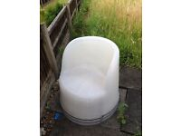 Set of 3 outside chairs