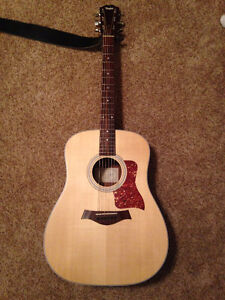 2008 TAYLOR 210 ROSEWOOD ACOUSTIC FOR SALE