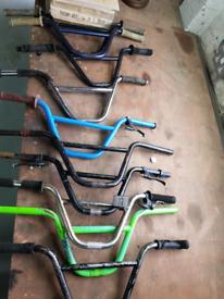 Bmx bike parts - spares and repairs