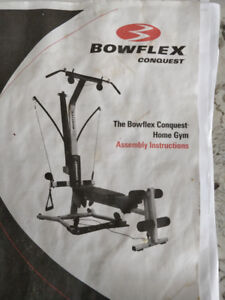 Bowflex and treadmill for sale