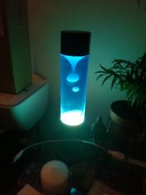 "Brand new Novos 15"" large reto lava lamp"