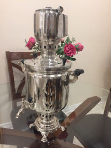 Antique Charcoal Samovar 100./. Excellent conditions