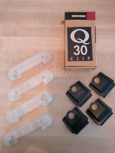 Yakima Q30 Clips