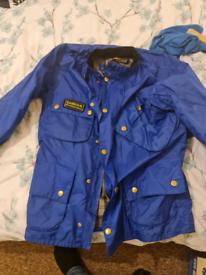 Barbour International nylon jacket