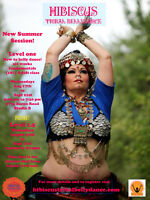 Belly Dance with Hibiscus Tribal Bellydance!