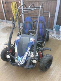 200cc Quadzilla wolf off road buggy spairs or repairs