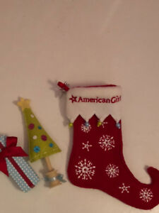 American Girl Christmas Accessories