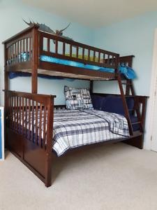 Bunk Bed & Dresser