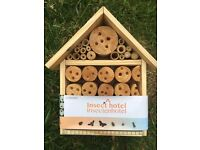 Natural Wooden Insect Hotel