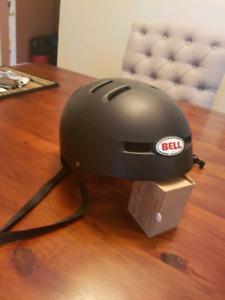 Large men bike helmet