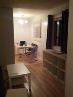 Furnished near Queens and DT
