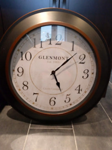 Horloge industriel