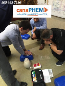 Standard First Aid & CPR Training