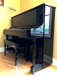 2014 Yamaha U1 piano for sale: perfect condition - Made in Japan
