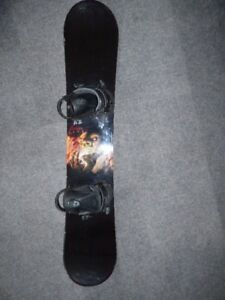 K2 Illusion Magic The Gathering Snowboard - 163 cm - EUC