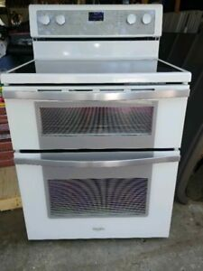 Whirlpool Gold Series Double Oven Range for Sale