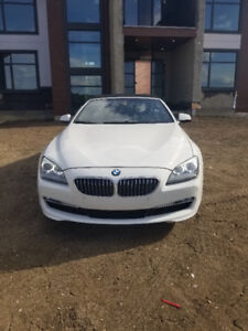 BMW 650I CONVERTABLE