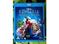 Fantasia/Fantasia 2000 Blu-ray