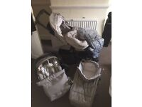 Graco Travel System. Pram, car seat and pushchair