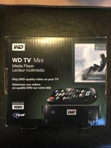 WD TV mini