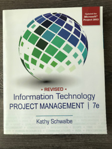 Information Technology Project Management (7th Edition Revised)